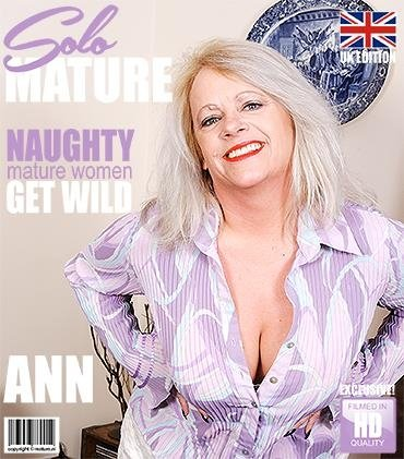 British chubby mature lady showing off her big tits (Mature.eu) [FullHD 1080p] (1.34 GB)
