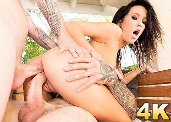 Megan Rain Naughty Teen Dp'd (Jul3sJ0rd4n) [SD 360p] (287 MB)