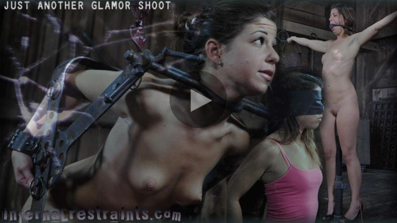 Just Another Glamor Shoot (InfernalRestraints.com) [HD 720p] (722 MB) Mia Gold