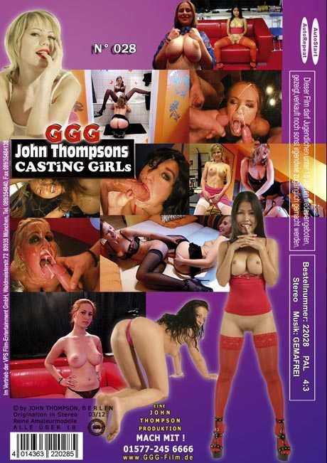 Casting Girls 28 (GGG) [DVDRip] (698 MB) Girls