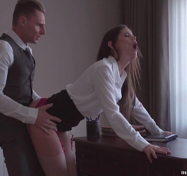 Caprice, Henessy - Henessys Dream Job Part 1 (2018/LittleCaprice-Dreams.com/SD)