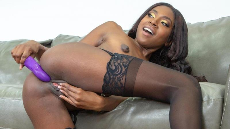 Amari Anne - Ebony Babe Amari Anne Makes You Cum LIVE! ( 2020/WildOnCam.com/SD)