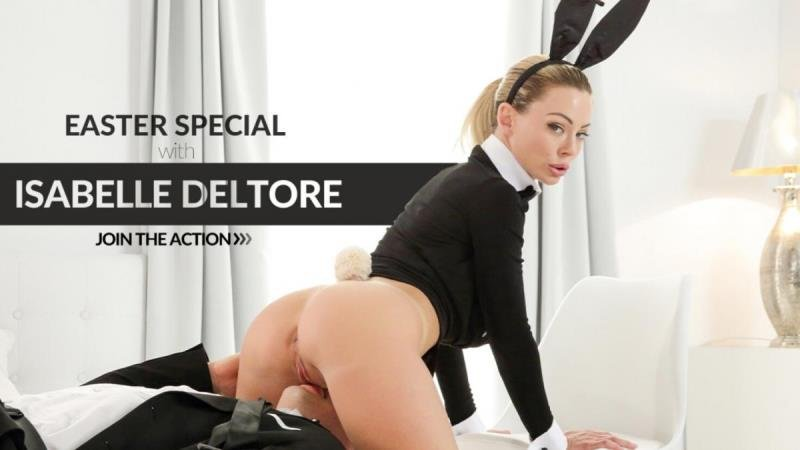 Isabelle Deltore - Hot kinky sex with a horny couple! ( 2020/TheWhiteBoxxx.com/SD)