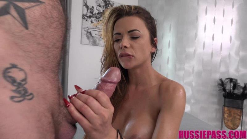 Shalina Devine - Romanian MILF Gets Rear Ended! ( 2020/HussiePass.com/SD)